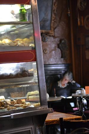 Caffe Reggio: food for thought