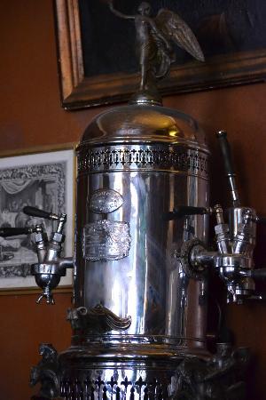 Caffe Reggio: multi espresso machine
