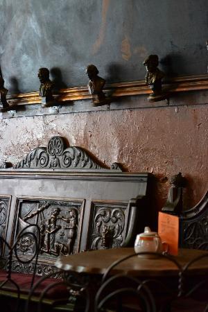 Caffe Reggio: old world charm!