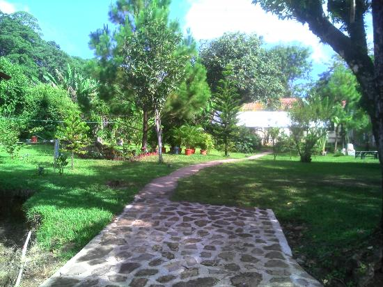 Villas del Valle: View of grounds