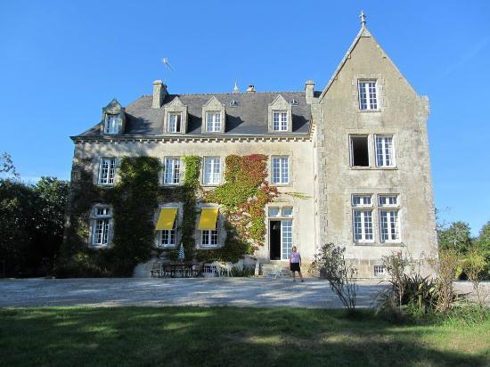 Manoir de Lanroz : The manor