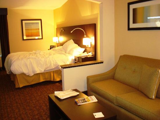 Holiday Inn Express Hotel & Suites Topeka West I70 & Wanamaker : Large room