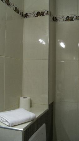 Hotel Univers T: Bathroom again