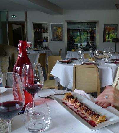 Restaurant Le Serac: Le Sérac la salle