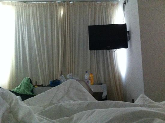 Be Playa Hotel: standart king size bed room
