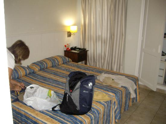 Apartamentos Guacimeta Lanzarote: habitacion