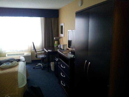 La Quinta Inn & Suites Manchester: Room