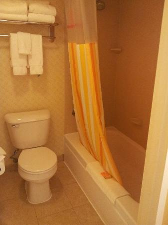La Quinta Inn & Suites Manchester: Bathroom