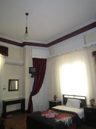 Cairo Paradise Hotel: my room