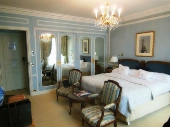 Hotel de Crillon, A Rosewood Hotel : Deluxe Room 415