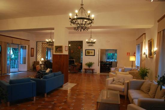 Hotel del Balneario: Salón