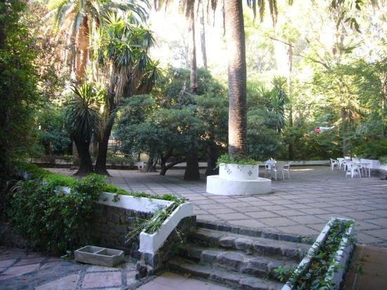 Hotel del Balneario: Jardines