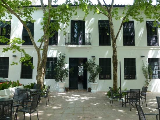 Hotel del Balneario: Entrada