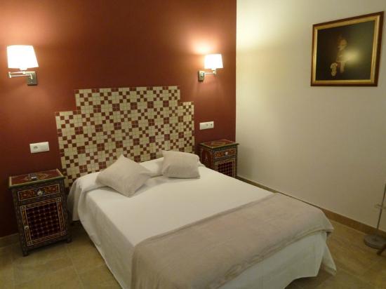 Hotel del Balneario: Habitación 8