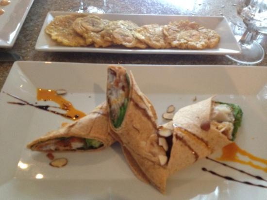 Morena: fish taco