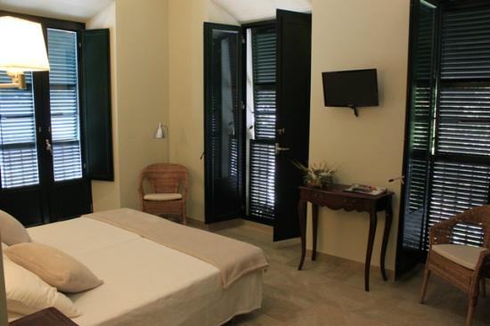 Hotel del Balneario : Habitación 28