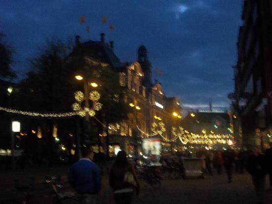 Hotel ibis Amsterdam Airport: center