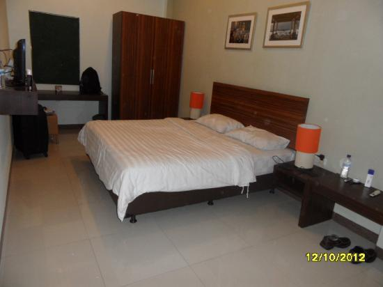 The Studio One at Nusa Dua: Room Inside