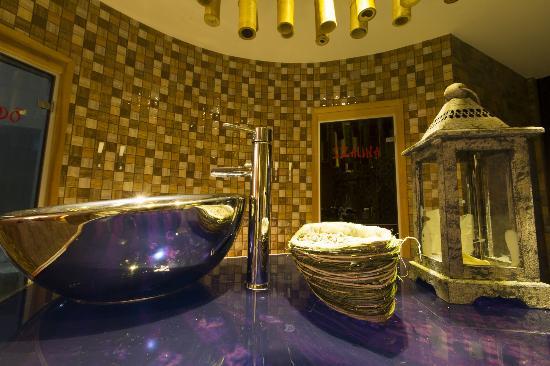 Oxigén Hotel: Saunas