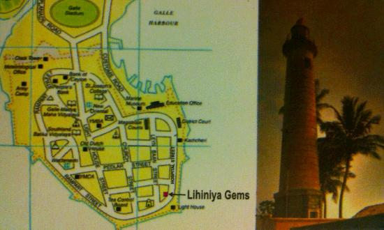 Lihiniya Gems: Here's where to find us in Fort :)