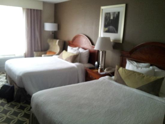 Hilton Garden Inn Burlington: Betten