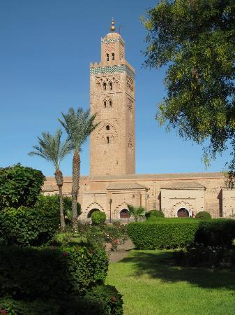 Riad Assakina: Koutoubia Mosque