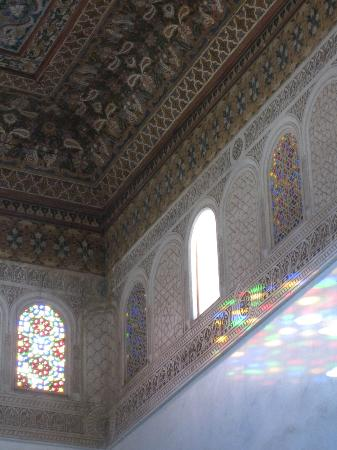 Riad Assakina: Bahia Palace