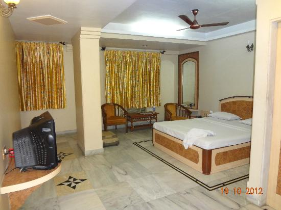 Pride Hotel : Room view