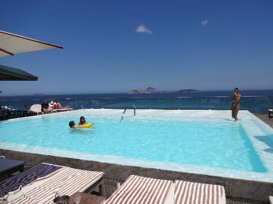 Pool Picture Of Hotel Fasano Rio De Janeiro Rio De Janeiro Tripadvisor
