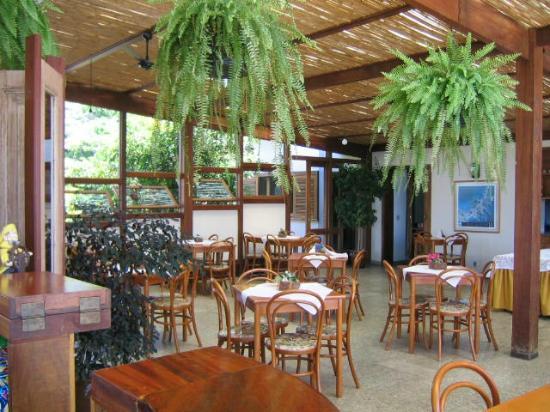 Pousada Barlavento: Salão do Café de Manhã