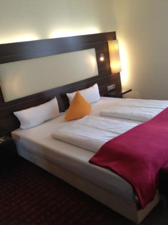 Designhotel am Stadtgarten: comfort bedroom