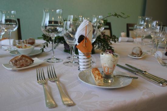 Restaurant La Perdrix : Un sallon particulier.