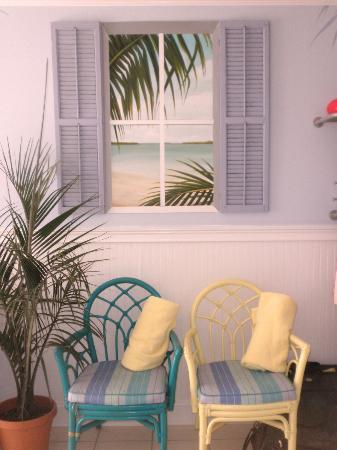 Ibis Bay Beach Resort: Old World charm