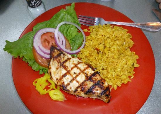 Ibis Bay Beach Resort: Delicious food