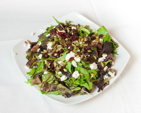 Bountiful Bread: Portabello Salad