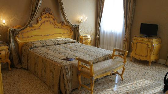 Hotel Ca' Dogaressa: Prefect room