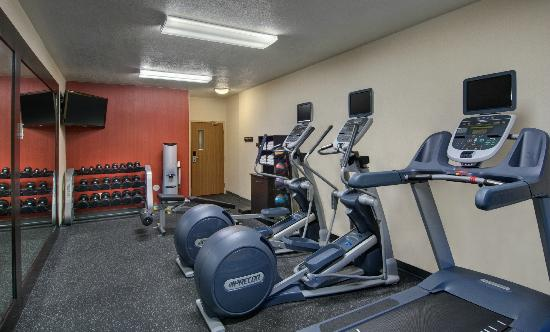 Hampton Inn Provo: Fitness Center