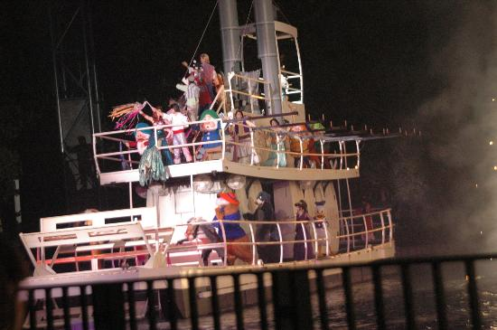 Fantasmic! : Princesses