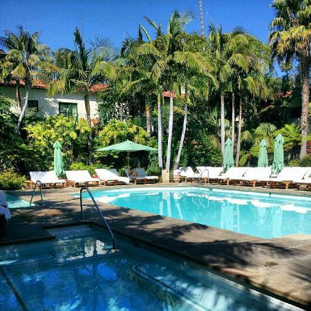 Four Seasons Resort The Biltmore Santa Barbara: four seasons biltmore pool