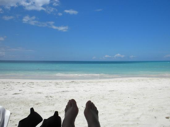 Sandals Grande Antigua Resort & Spa: ahh, missing this!