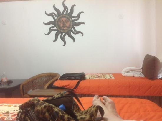 Suites Fenicia: disfrutando mi descanso