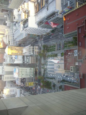The Westin St. Francis San Francisco on Union Square: View from 32nd floor