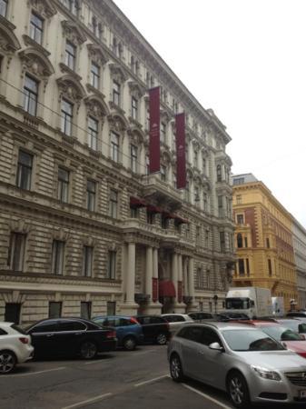 Austria Trend Hotel Rathauspark Wien: L'hotel