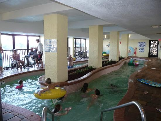 Sea Crest Oceanfront Resort: Indoor lazy river