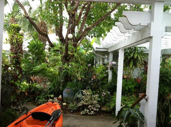 Island Garden Villas: Garden Villa's
