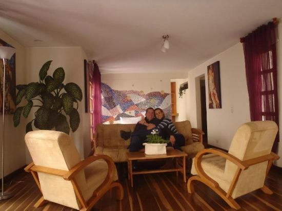 Hotel Casa Deco: Una Suite Morada