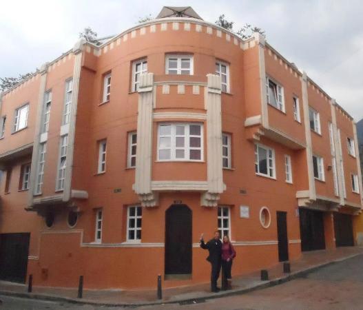 Hotel Casa Deco: Fachada