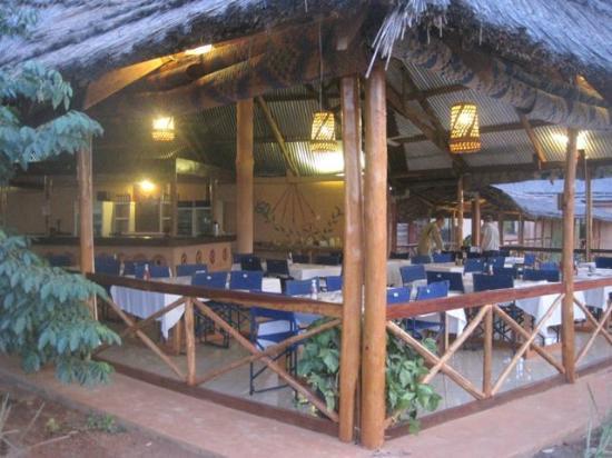 Amarula Lodge: Restaurant