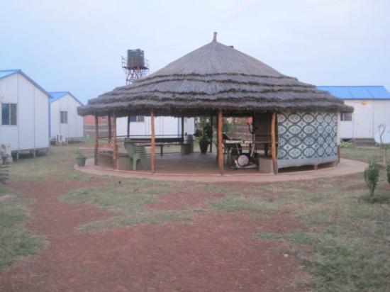 Amarula Lodge: Rancho/TV/exercise room