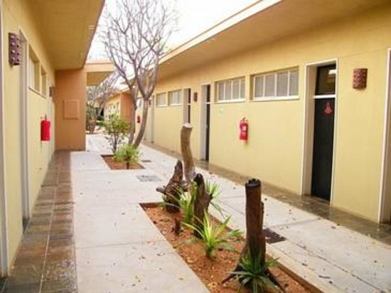 Ruacana Eha Lodge: Hotel